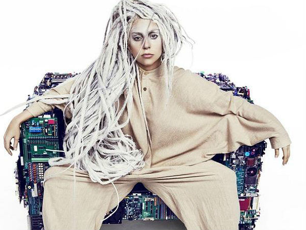 Lady Gaga reveals 'Venus' will be next single from ARTPOP