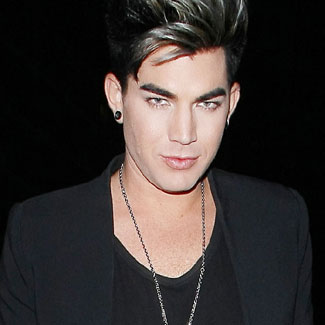 Video: Adam Lambert performs with Sam Sparro and Nile Rodgers
