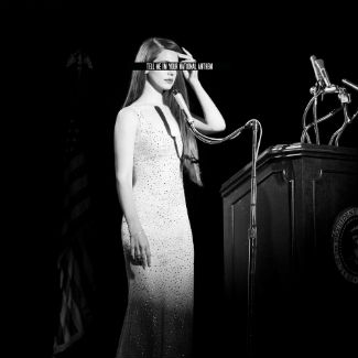 Lana Del Rey reveals 'National Anthem' video still
