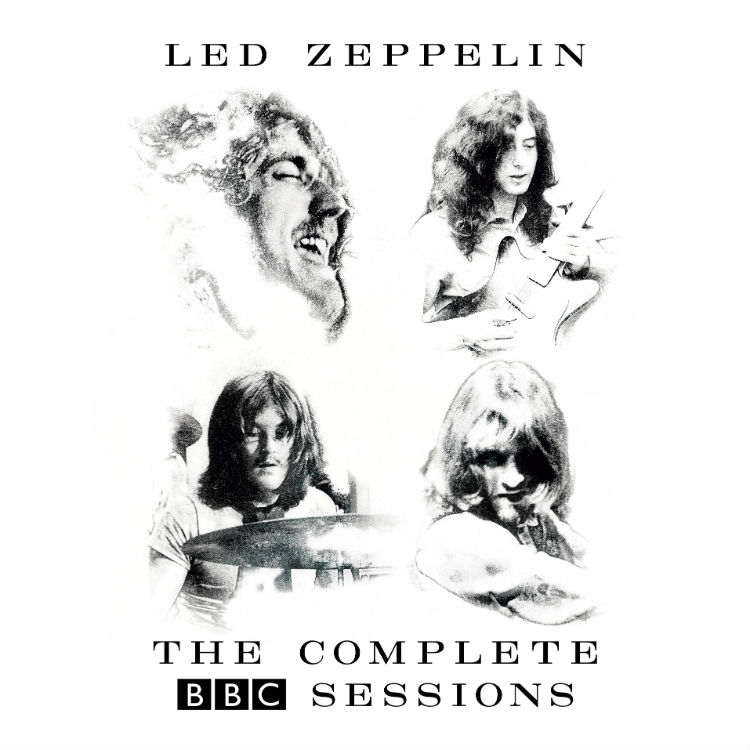 Album review Led Zeppeling The Complete BBC Sessions