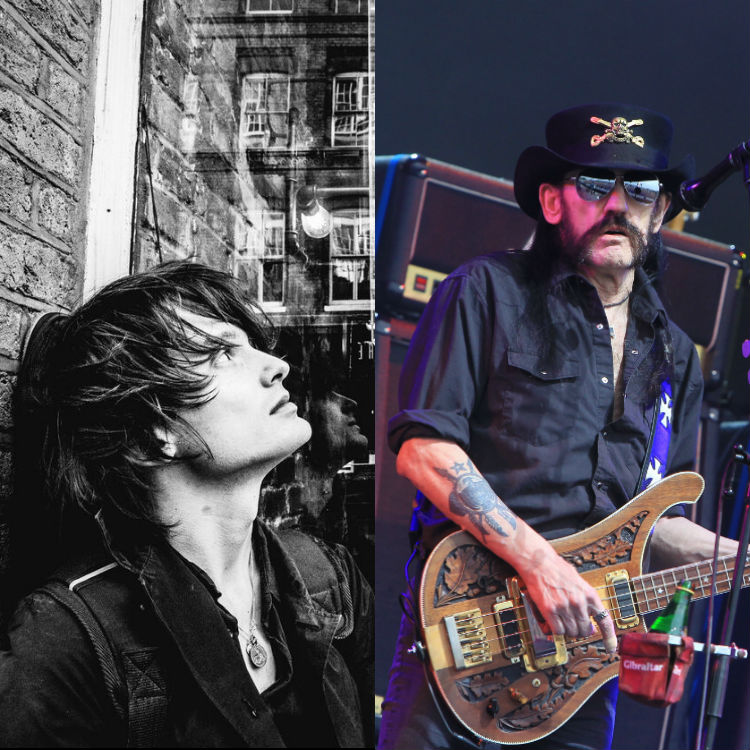 The Libertines tour poet, Jack Jones, pens Ode To Lemmy