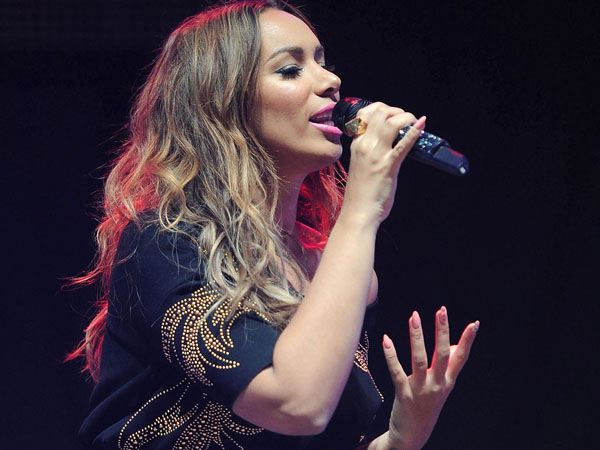 Leona Lewis discusses 'emotional' new track 'Trouble'