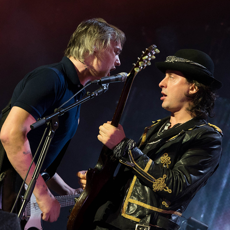 The Libertines live review, The O2 - 'A show that heats up to a wildfire'