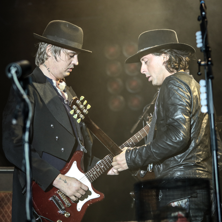 The Libertines close to opening their own hotel and studio and starting work on new album