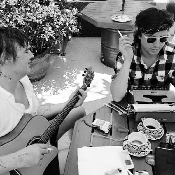 The Libertines new album producer is One Direction man Jake Gosling
