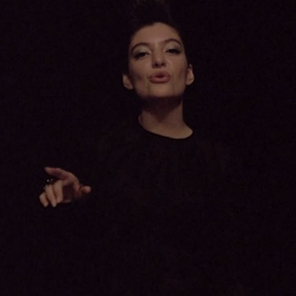 Watch: Lorde unveils cinematic video for 'Yellow Flicker Beat'