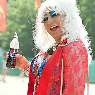 Lovebox 2013: the most fierce, fabulous people at London festival