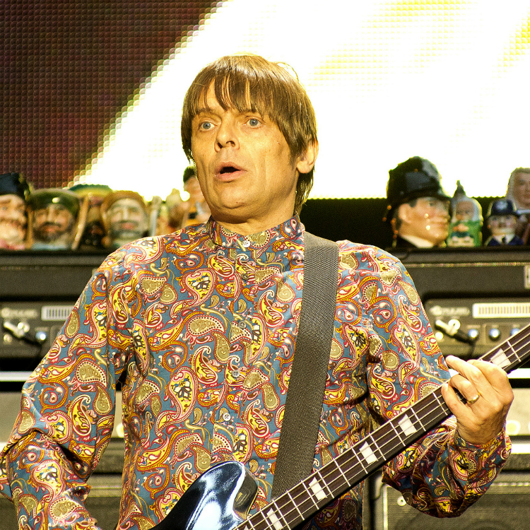 Happy Birthday Stone Roses' Mani: The 24 coolest bassists known to man