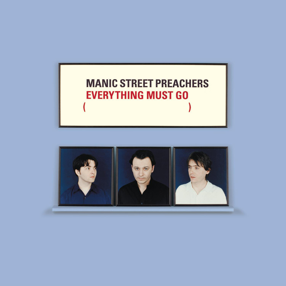 Manic Street Preachers discuss Everything Must Go