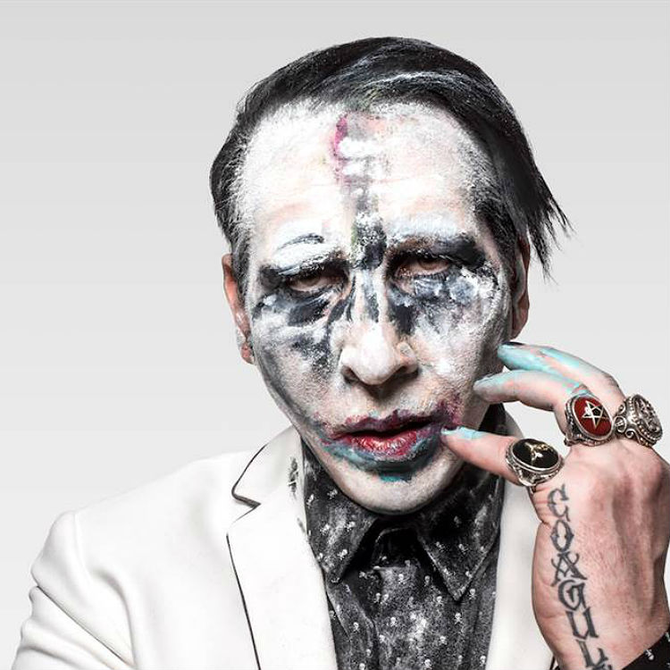 Marilyn Manson Uk Tour