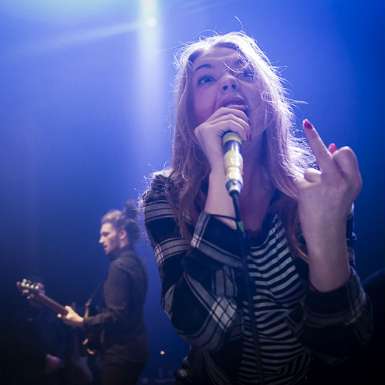 Marmozets: 'Muse have invited us round for a sleepover'