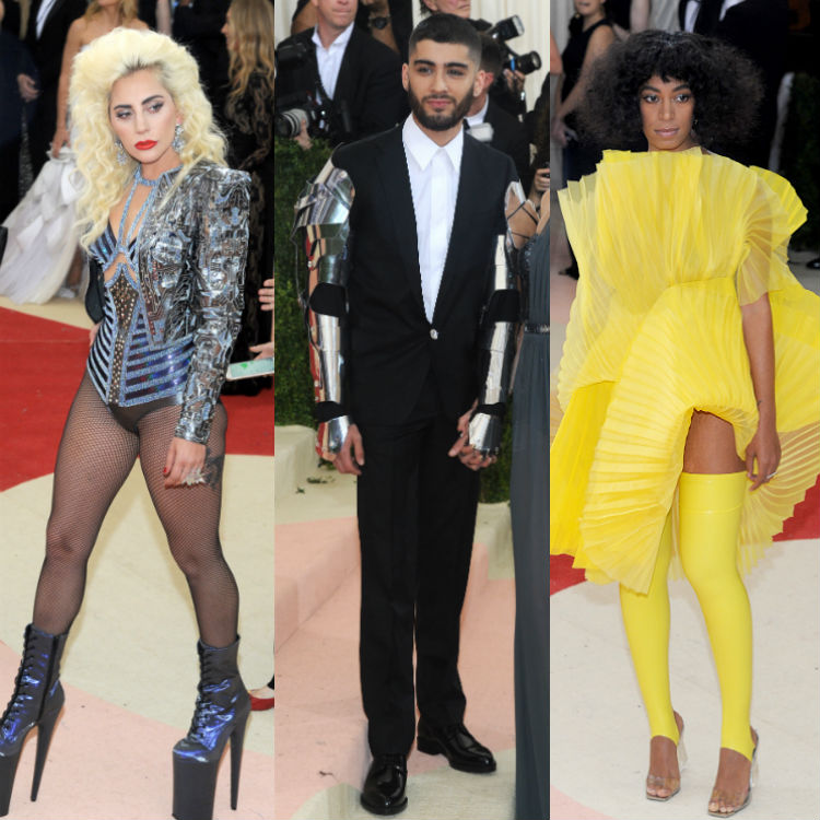 The strangest, most inventive outfits from the 'technology' themed Met Gala