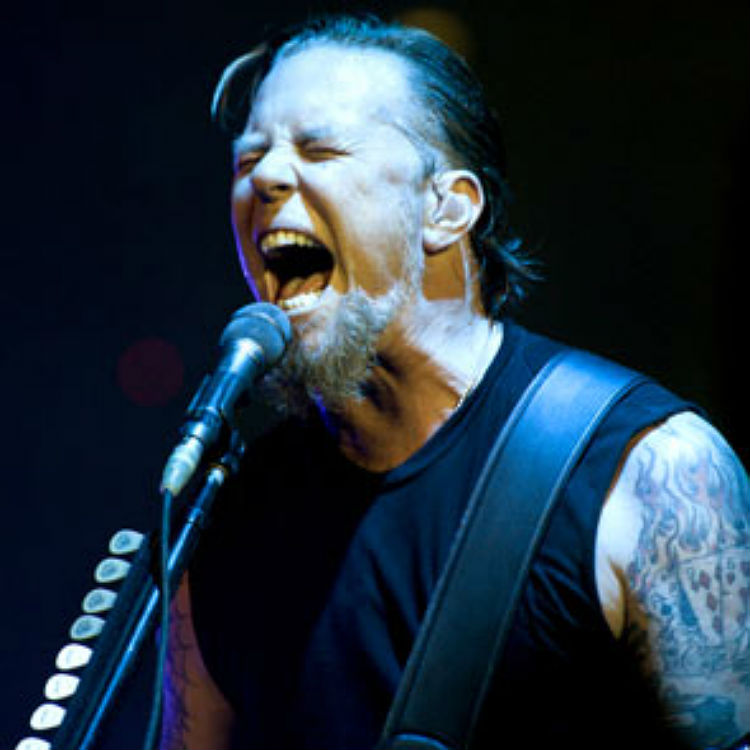 James Hetfield says that Metallica is his side project WRIF radio
