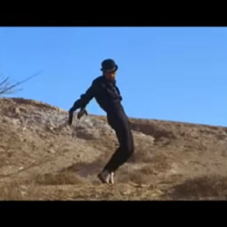 Michael Jackson copied dance moves from Bob Fosse in The Little Prince