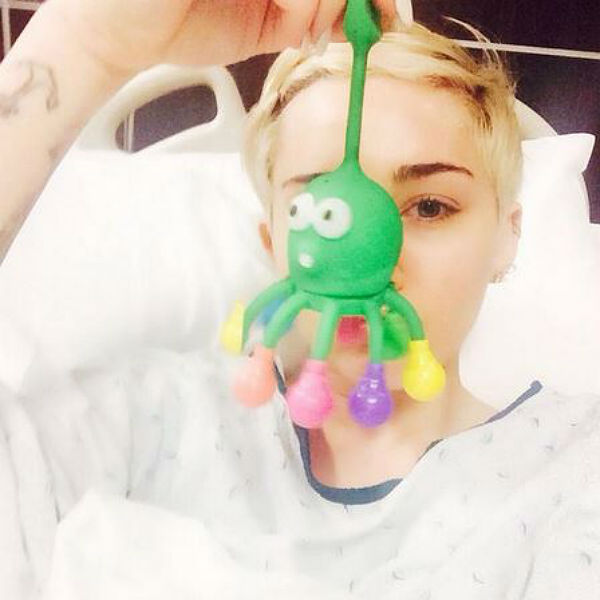 Miley Cyrus on tour cancellations: 'Shut the f**k up and let me heal'