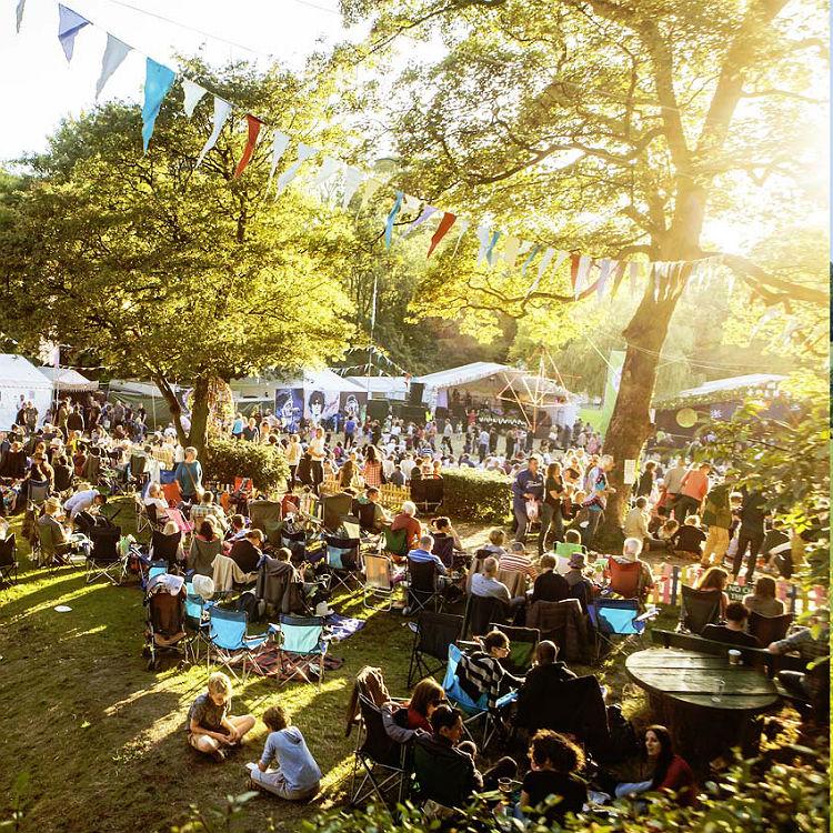 Moseley Folk Festival camping ticket competition, Anna Calvi, Gaz