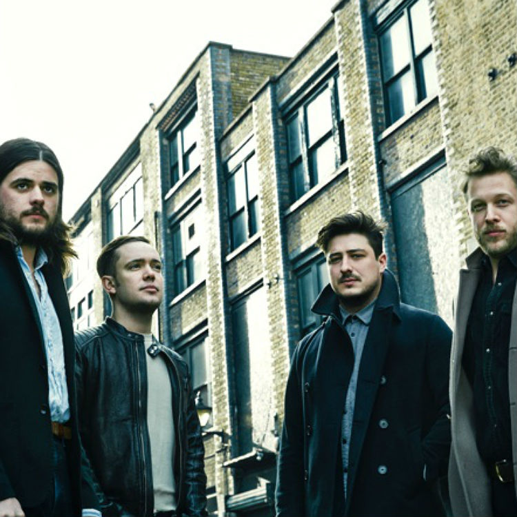 Mumford and Sons perform The Wolf live on SNL