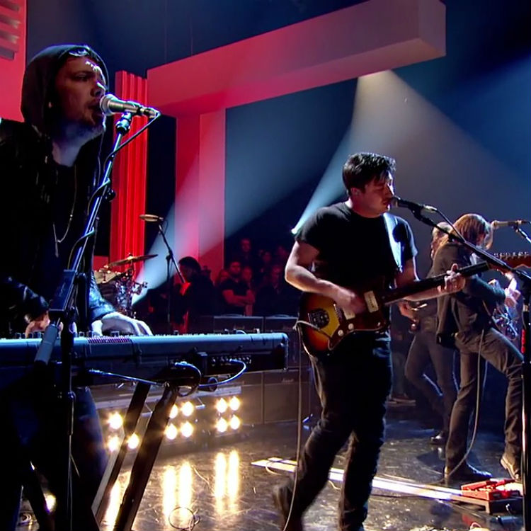 Mumford & Sons, Noel Gallagher perform on Later with Jools Holland