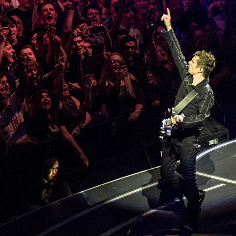 Muse warm up for Glastonbury with first of epic London O2 residency shows