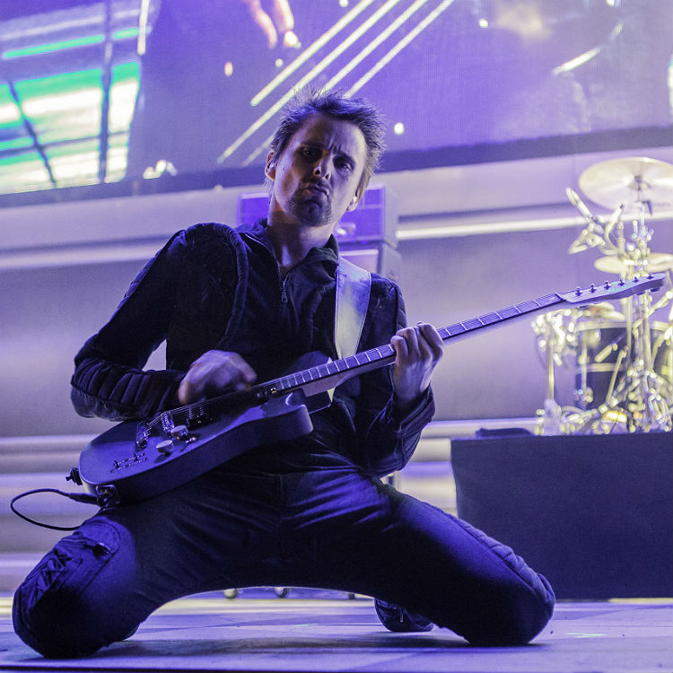 Muse Drones album inspiration for Matt Bellamy revealed