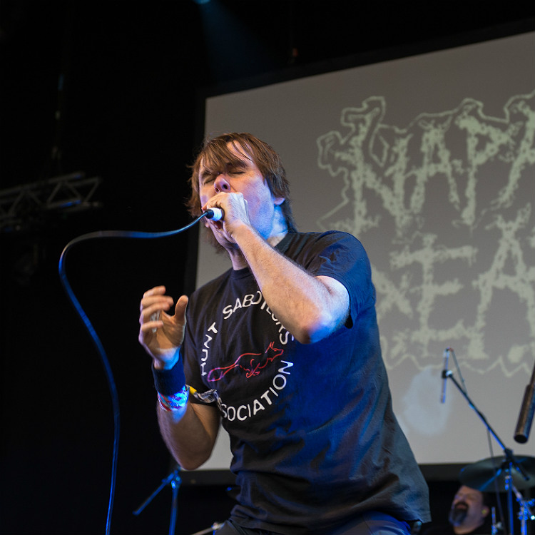 Napalm Death, Pumarosa + Circa Waves' secret set kick off Glastonbury