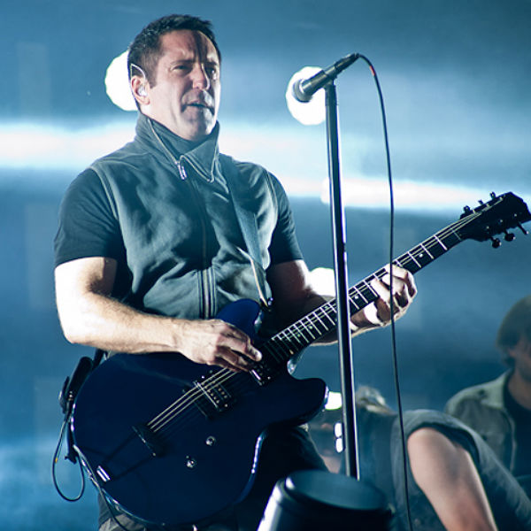 Nine Inch Nails Trent Reznor new EP