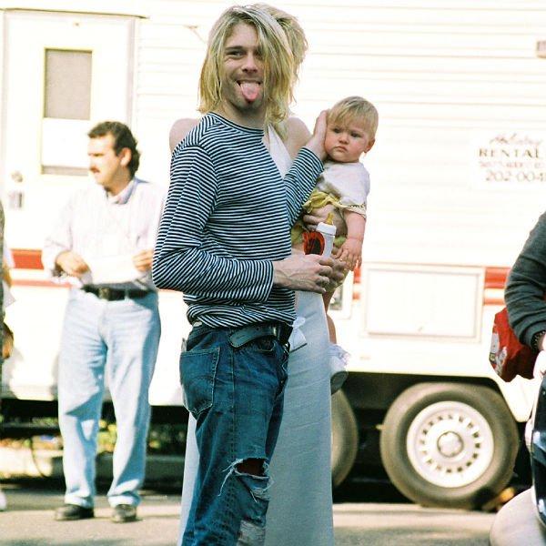Nirvana conspiracy theory Kurt Coabin still alive Peruvian Ramiro