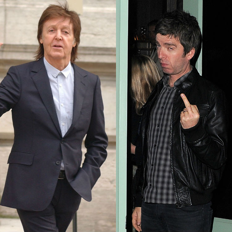 Paul McCartney on Oasis biggest career mistake, comparing to Beatles