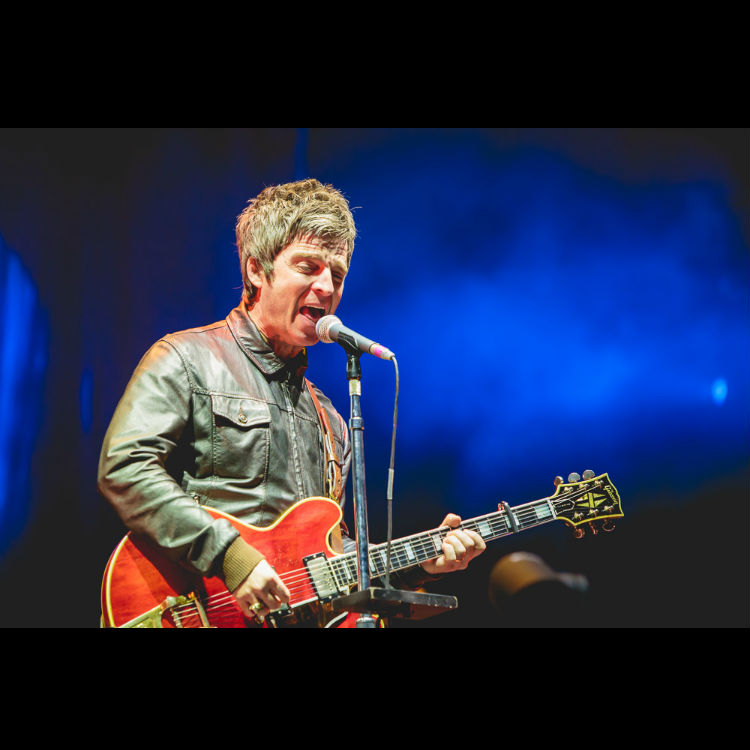 Live Review: Noel Gallagher at Metropolis Studios, London, 10/05/17