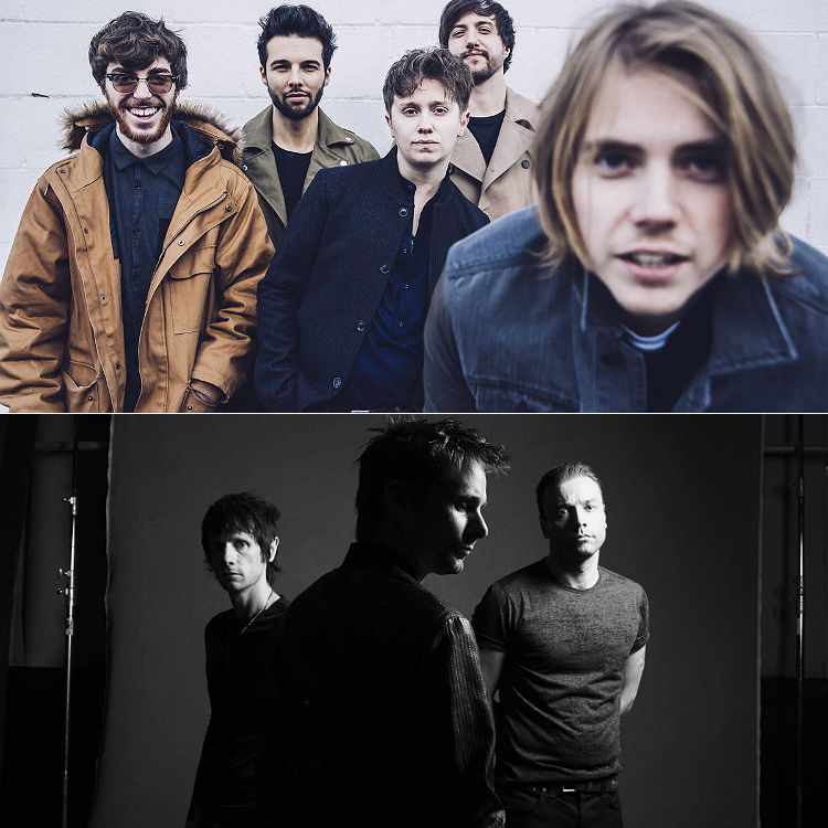 Nothing But Thieves pick their 10 essential Muse tracks