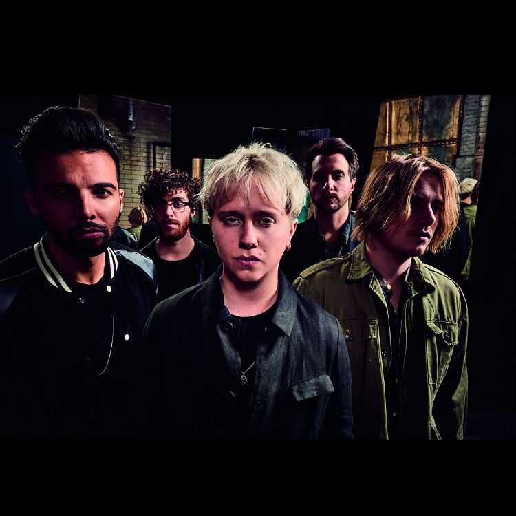 Nothing But Thieves reveal new single Sorry Conor Mason