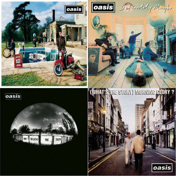 Poll: what is the best Oasis album of all time?