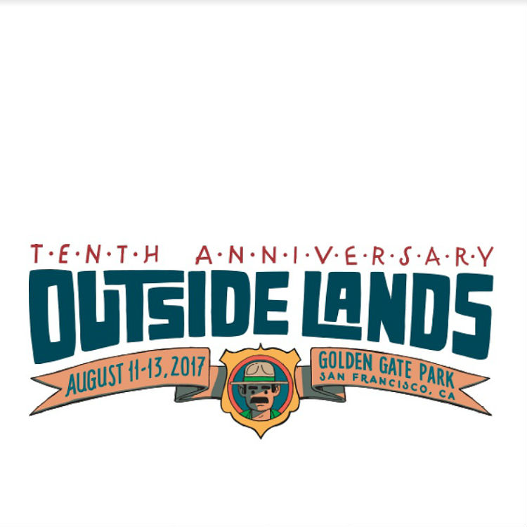 Outside lands festival line-up San Francisco The Who Gorillaz