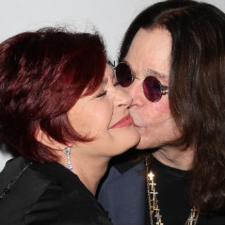 Ozzy and Sharon Osbourne back together after rocker's drugs relapse