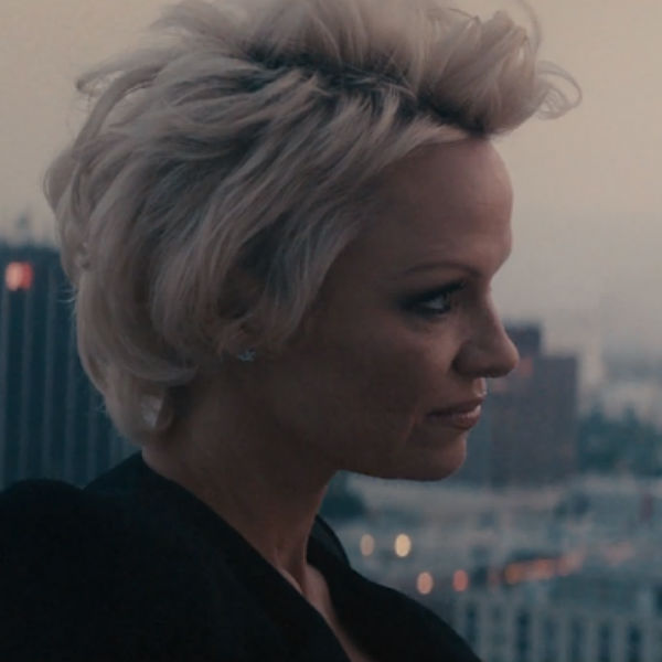 Pamela Anderson stars in new Morrissey video, 'Earth is the Loneliest Planet'