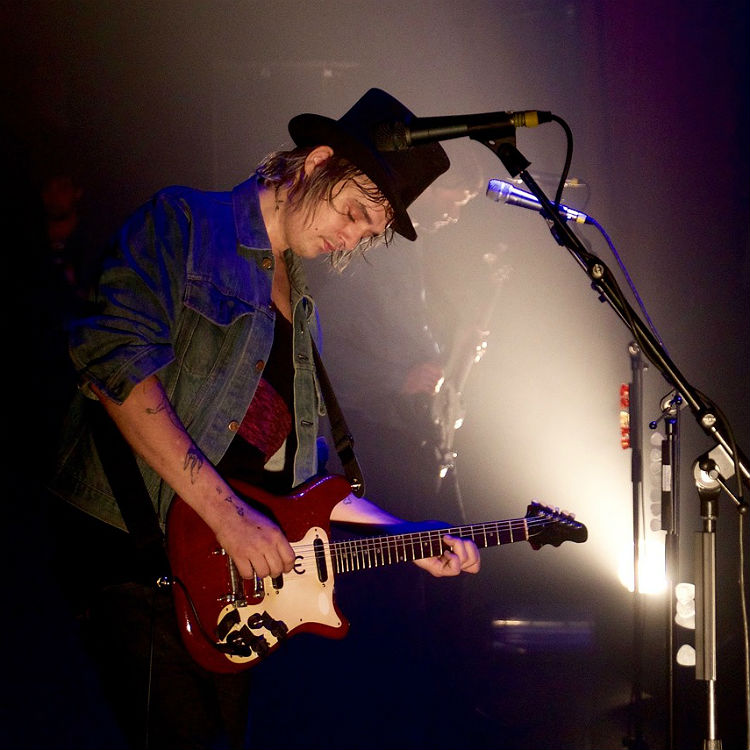 Pete Doherty announced for Liverpool Sound City 2016