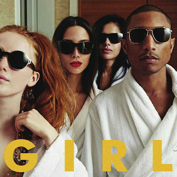 Track by track album review: Pharrell - G I R L