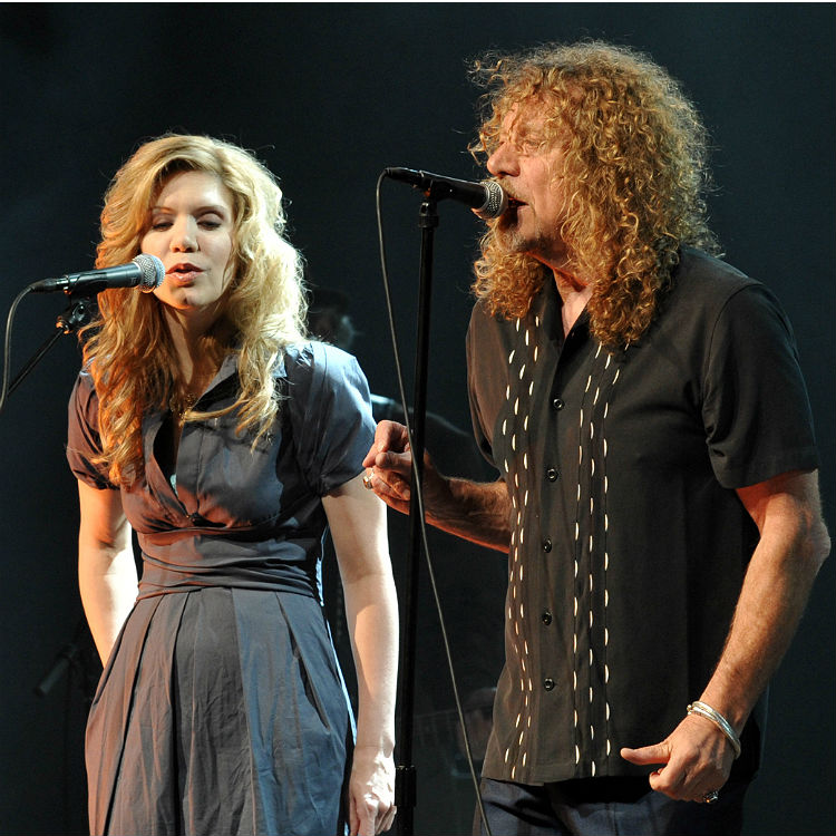 Robert Plant, Alison Krauss, Buddy Miller to play Lead Belly tribute