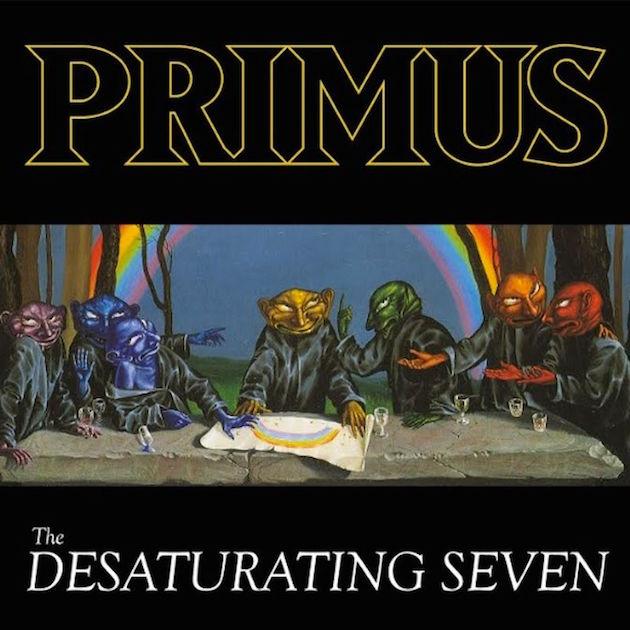 Primus album review The desaturating seven