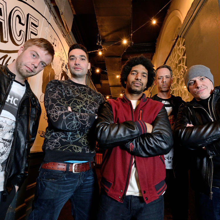 Premiere: Check out The Qemists' huge new album, Warrior Sound