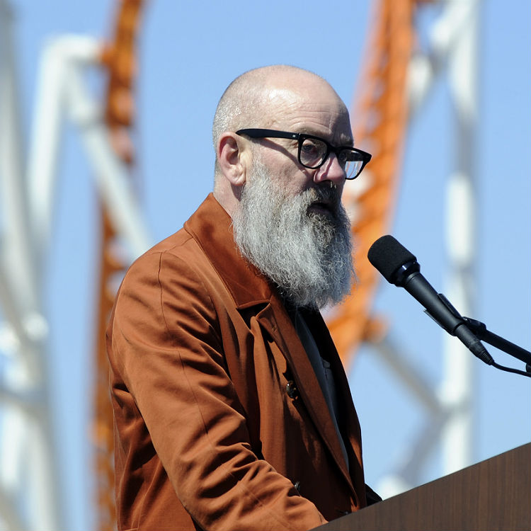 R.E.M's Michael Stipe 'wants to work in music again'
