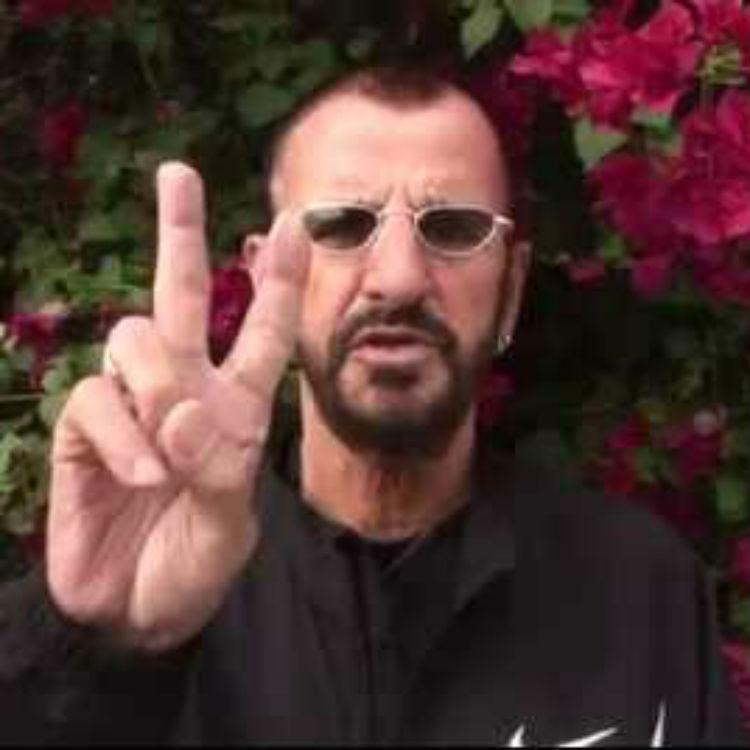 Ringo Starr new album announced on Youtube