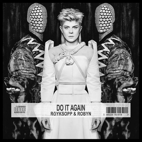 Listen: Royksopp + Robyn stream mini-album, Do It Again, online