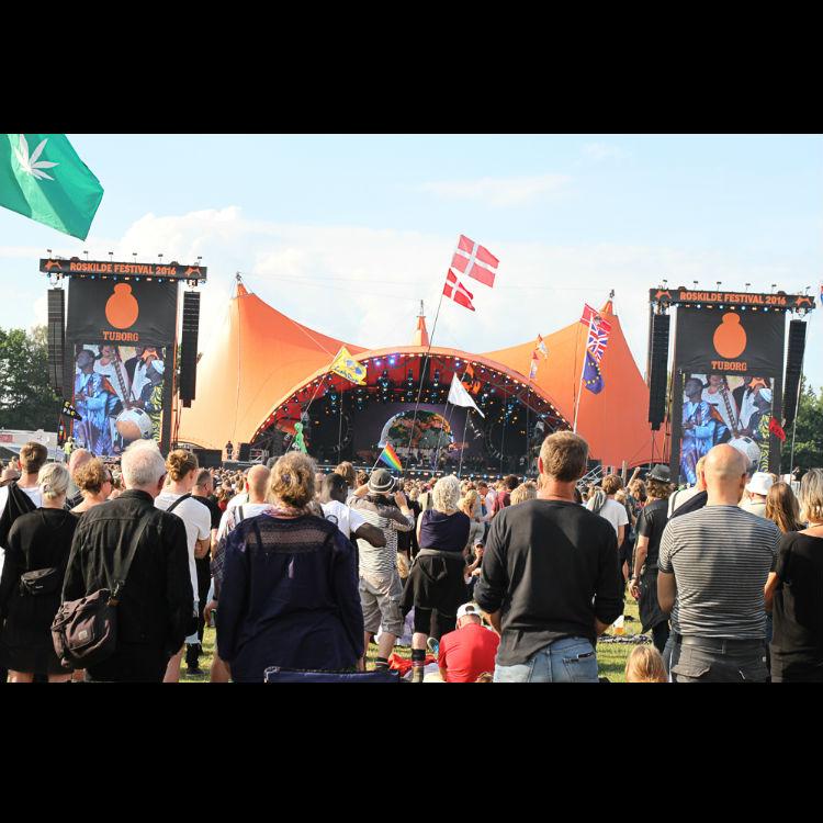 The complete Roskilde Festival line-up revealed, shoegaze legends added