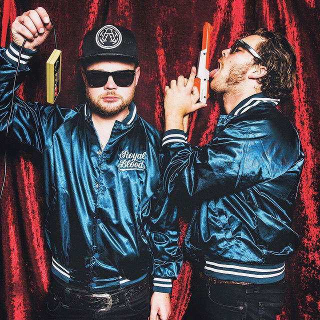 Royal Blood announce intimate tour
