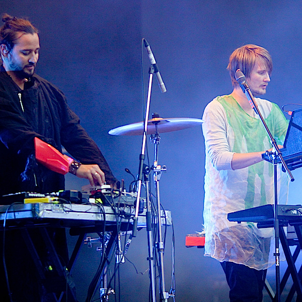 New music: Royksopp premiere new track 'Running To The Sea'