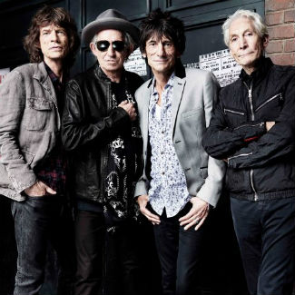 New Rolling Stones single 'Doom and Gloom' released today