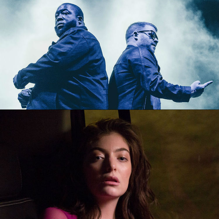 Run The Jewels to support Lorde on North American tour