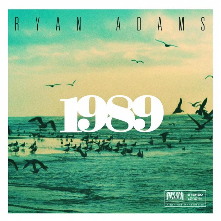 Album Review: Ryan Adams - 1989