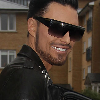 Rylan Clark X Factor: 'If I win, I'll buy my mum a new front door'